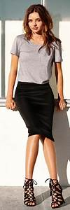 5 Ways to Style a Gray T-Shirt u2013 the lifestyle reporter