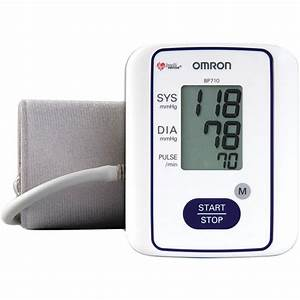 Omron 3 Series Upper Arm Blood Pressure Monitor Bp710