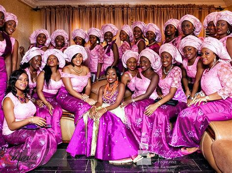 10 Things You're Bound To See At A West African Wedding