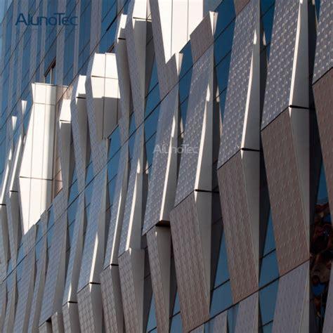 china aluminum wall cladding composite panel curved facade china cladding wall wall panel