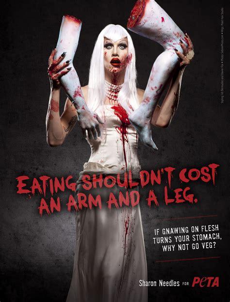 peta thinks zombie cannibalism   drag osocio