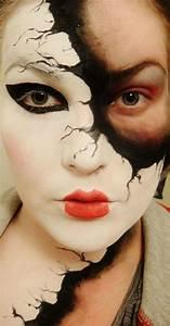 Halloween, 2017, Eye, Makeup, Ideas, Halloween, Face, Mask, Ideas