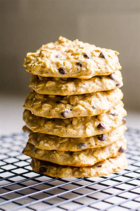 5 Ingredient Protein Cookies - iFOODreal - Healthy Family