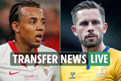 8. 45am TRANSFER news LIVE: Kounde to Man Utd the recent ...