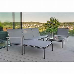 skelby garten lounge mittelelement stern hauptstadtmoebelde With französischer balkon mit garten stern