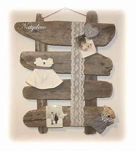 Cadre En Bois Flotté : decoration en bois flotte page 4 ~ Teatrodelosmanantiales.com Idées de Décoration