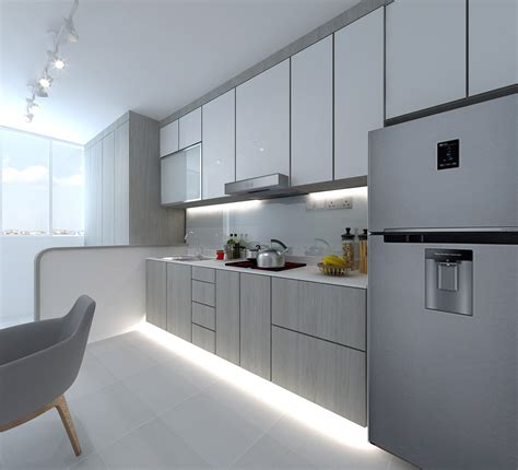 kitchen cabinets hdb flats my resale hdb 4 room renovation in modern and transitional