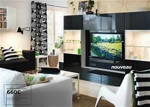 Ikea Meuble Salon : meuble salon ikea ~ Teatrodelosmanantiales.com Idées de Décoration