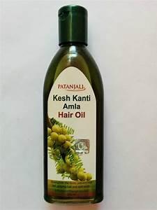 Patanjali Kesh Kanti Amla Hair Oil Review