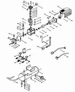 Kingcraft Air Compressor Parts
