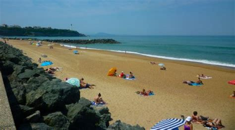 plage de la chambre d amour les plages d 39 anglet sur la côte basque