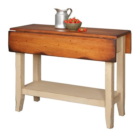 small kitchen island with table primitive kitchen island table small drop side farmhouse