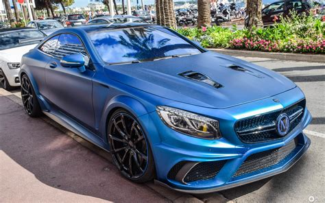 mercedes benz mansory   amg coupe diamond edition