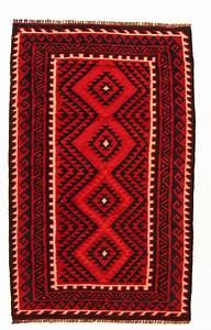 tapis kilim afghan 157 x 93 cm trendcarpetfr With tapis d orient kilim