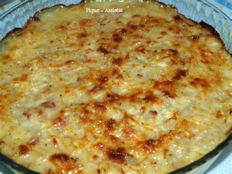 cuisiner la christophine gratin de christophine ou chayotte pique assiette