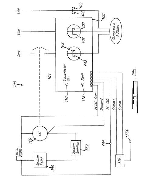 Wiring Diagram For Copeland Compressor Free