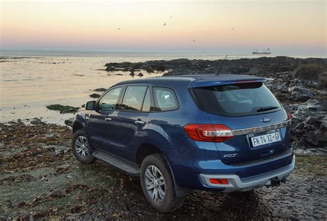 Ford Everest 22 Xlt Automatic 2017 Quick Review Cars
