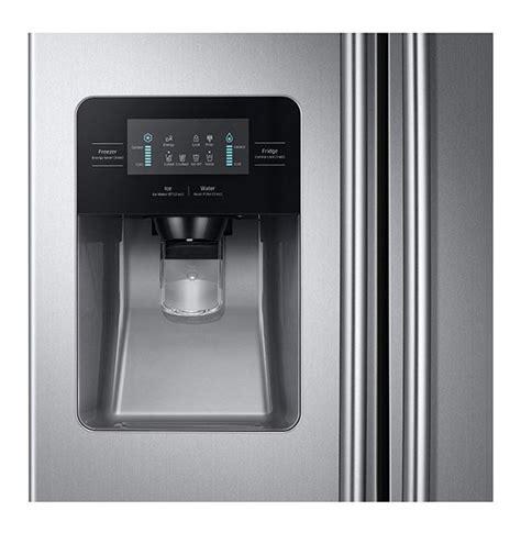 samsung side  side refrigerator rsjdsraa