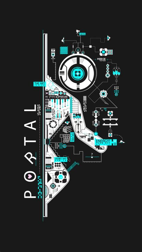portal iphone