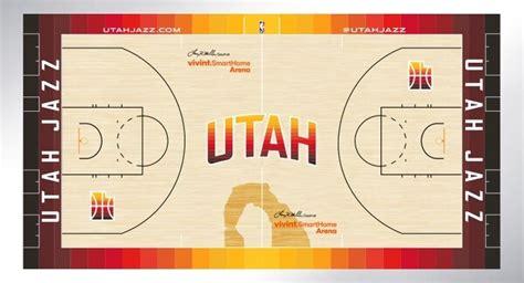 utah jazz colors in their new redrock inspired uniforms the utah jazz are