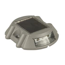 shop portfolio 2 light 4 28 in led solar step deck light