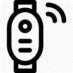 Iot Icon Internet Wearable Icons Smart Belt