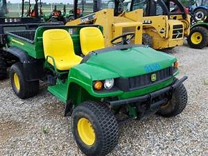 2005 John Deere Gator Hpx Diesel Atvs And Utility Vehicle