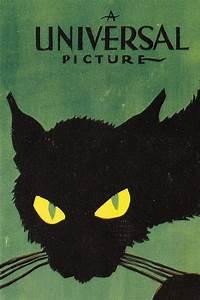 Poster art for 'The Black Cat' (1934) | Vintage Art ...
