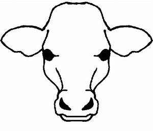 Cow Outline - Cliparts.co