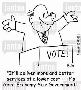 economy size cartoons - Humor from Jantoo Cartoons