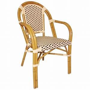 Chaise De Bar En Rotin : chaises en rotin bar avec accoudoirs gastromastro group sas ~ Teatrodelosmanantiales.com Idées de Décoration