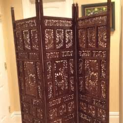 Vintage Room Divider Screen