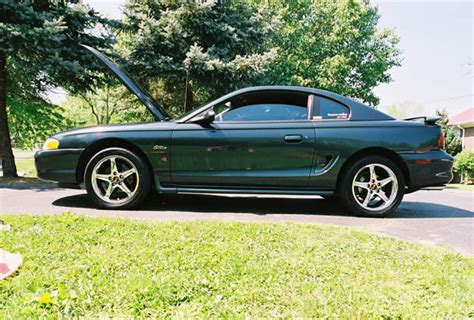 1998 Mustang Gt  Low Res Pictures For Faster Loading