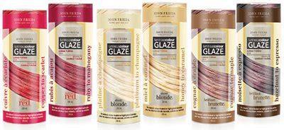frieda color glaze brain spam random product review frieda luminous