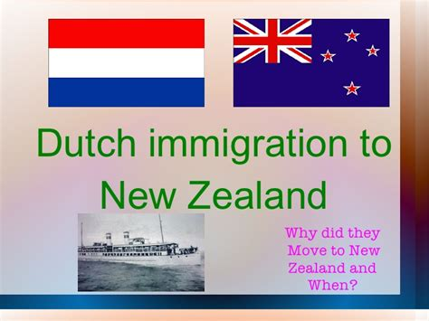 Josie's Awesome Slide Show About Dutch Immigration To New