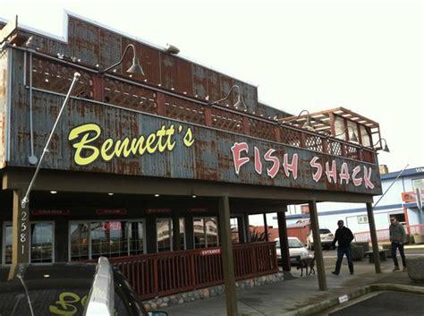 bennetts fish shack westport menu prices restaurant