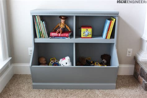 Toybox Bookshelf by Bookcase With Storage 187 Rogue Engineer