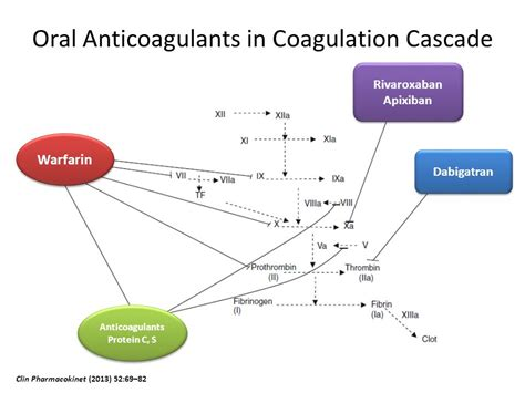 Anticoagulation Problems, Pitfalls & Possibilities
