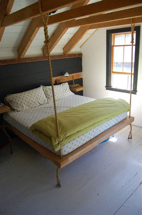 10 Cool Beds To Hang From Your Ceiling