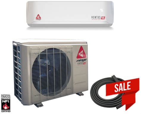 mirage  ductless mini split system review