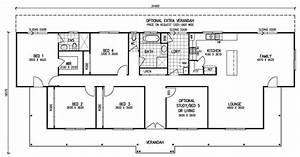 simple 5 bedroom house plans homes floor plans With simple house plan with 5 bedrooms
