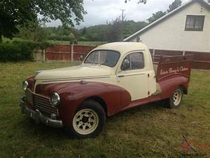 Peugeot 203 Camionnette : 1954 peugeot 203 pick up view short video to appreciate this lovely classic ~ Gottalentnigeria.com Avis de Voitures