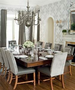15, brilliant, wallpaper, ideas, for, your, sophisticated, dining, room