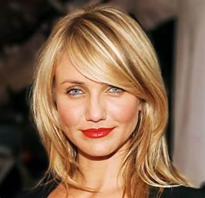 Blonde Medium Haircuts For Women