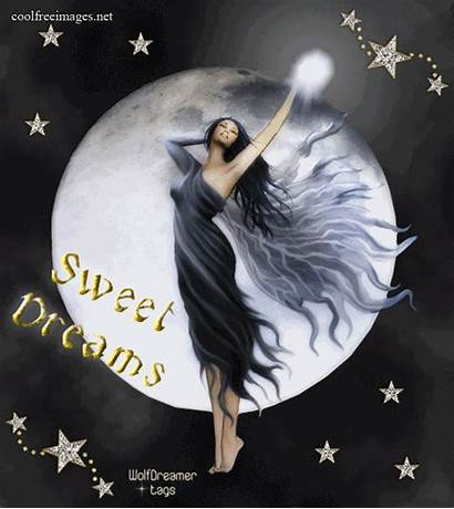 Dreams Sweet Night Angel Quotes Graphics Goodnight