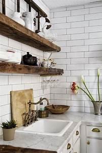 Planche De Bois Pour Mur Intérieur : 20 id es incroyables pour recycler du bois inutilis ~ Zukunftsfamilie.com Idées de Décoration