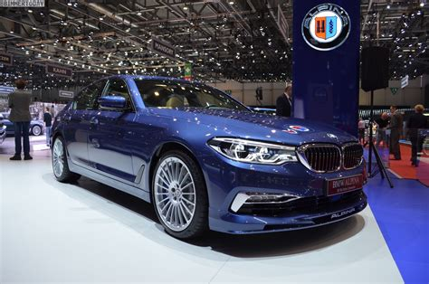 World Debut Of The Bmw Alpina G30 B5 With 608