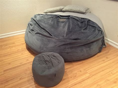Used Lovesac For Sale by Used Lovesac Quot The Big One Quot In Seabreeze Microfiber For