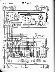 Edsel Wiring Diagrams