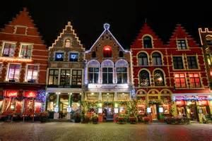 Best Place To Buy Christmas Lights by A Very Belgian Christmas Beautiful Bruges Ed Graham